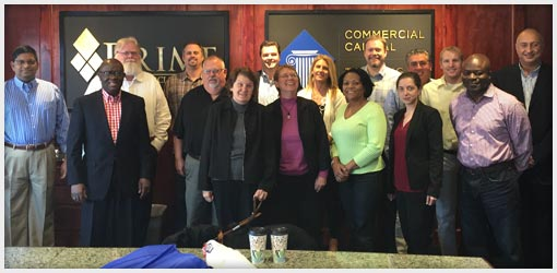 Commercial Capital Training Group - April 2016 Graduates