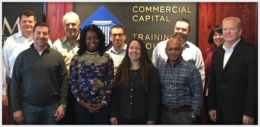Commercial Capital Training Group - November 2016 Graduates
