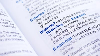 Financial Terms | Commercial Capital Training Group