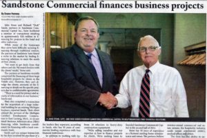 CCTG Graduates of Sandstone Commercial Capital Featured In Toledo Free Press