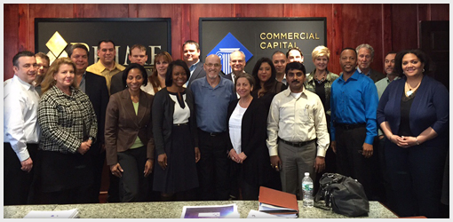 Commercial Capital Training Group March 2015 Graduates