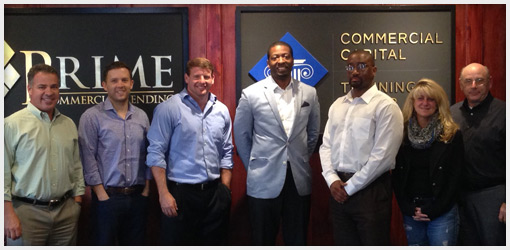 Commercial Capital Training Group - September 2014 Alumni